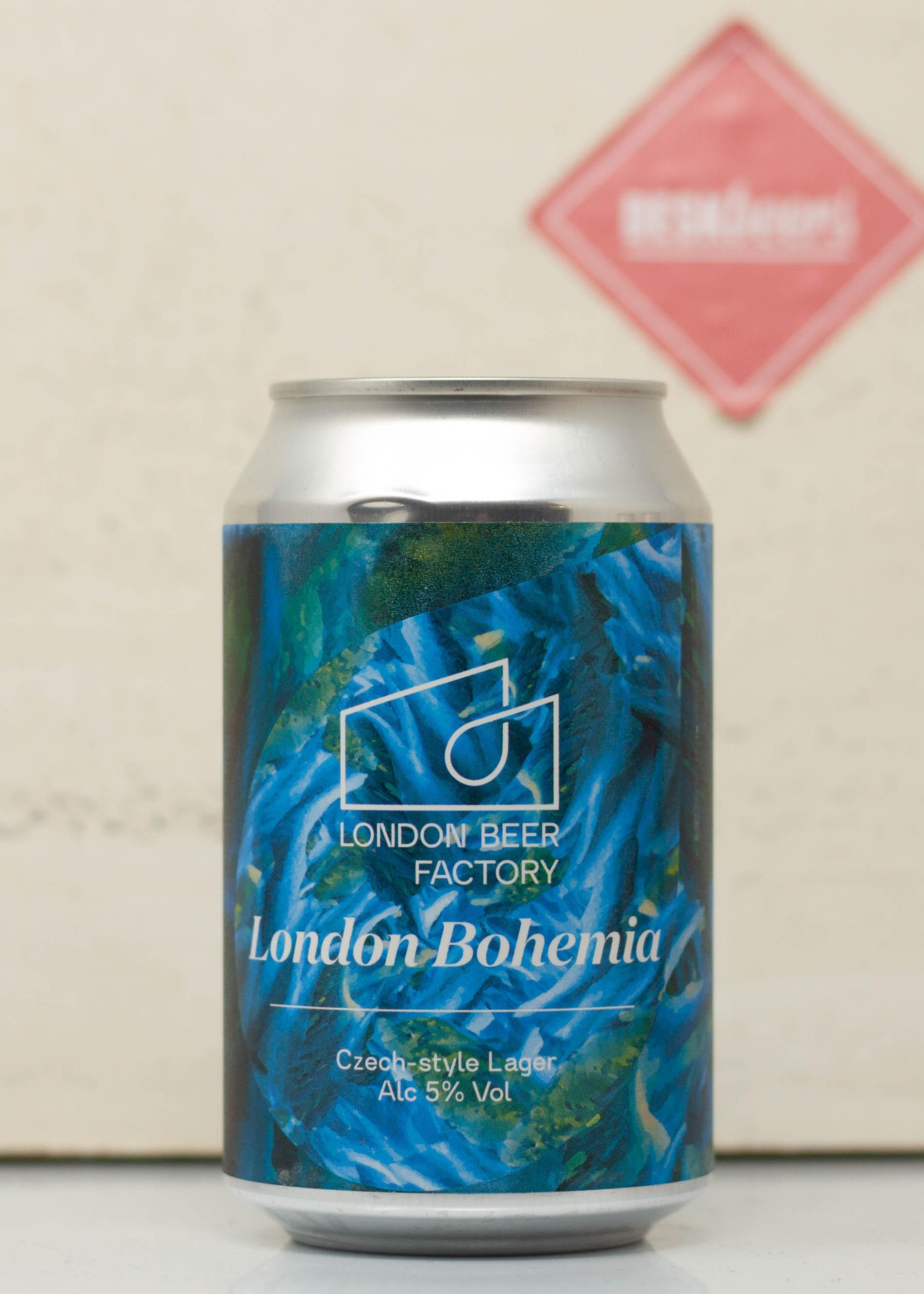 London Bohemia Lager