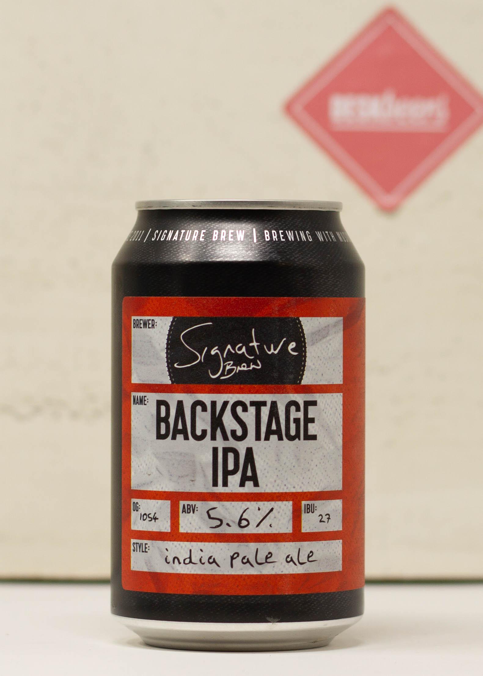 Backstage IPA